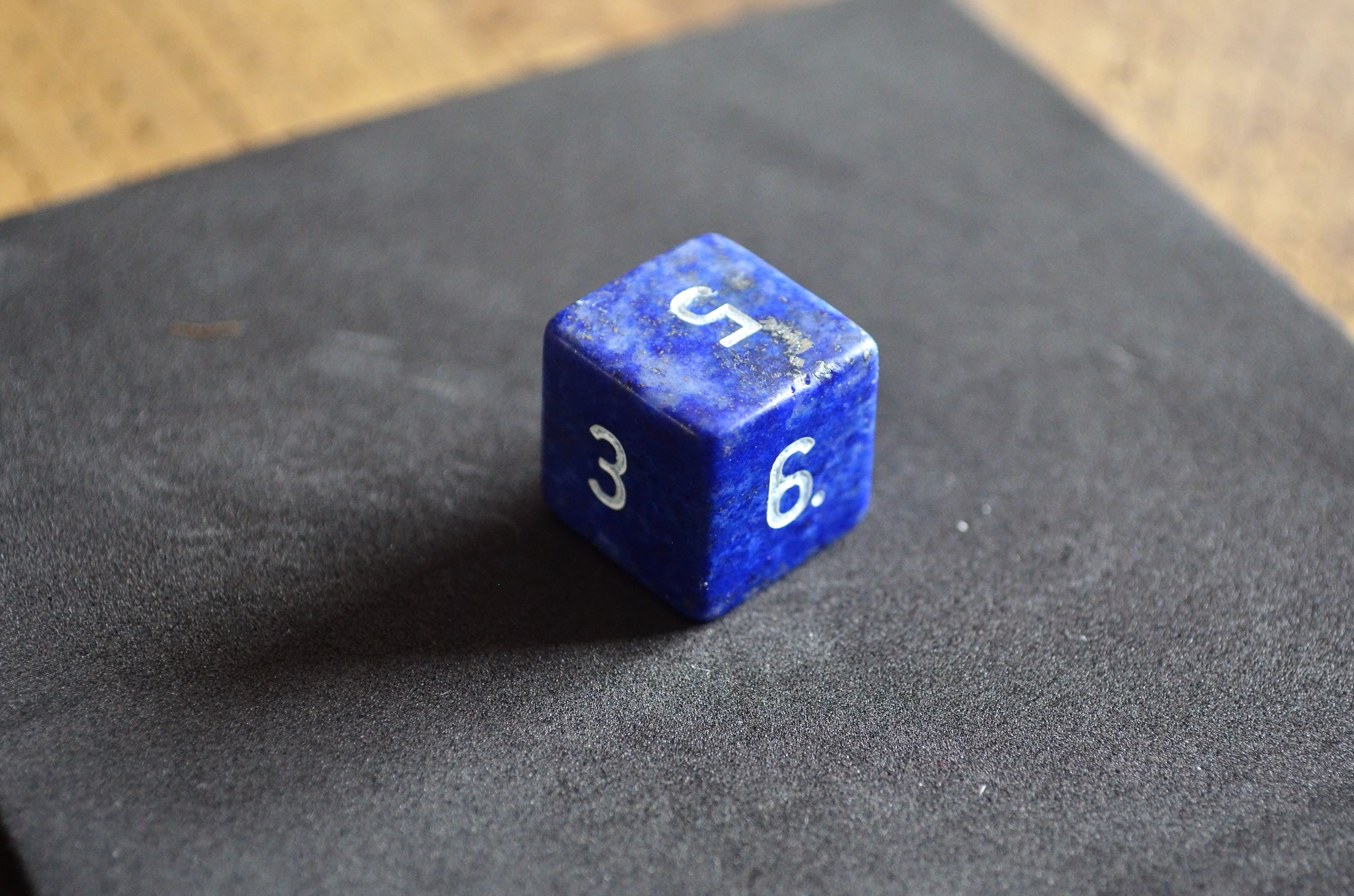 d6 Lapis Lazuli